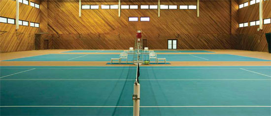 Проектируем и строим теннисный комплекс
