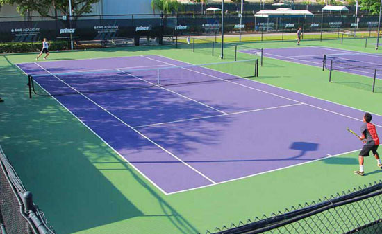 Проектируем и строим теннисный центр