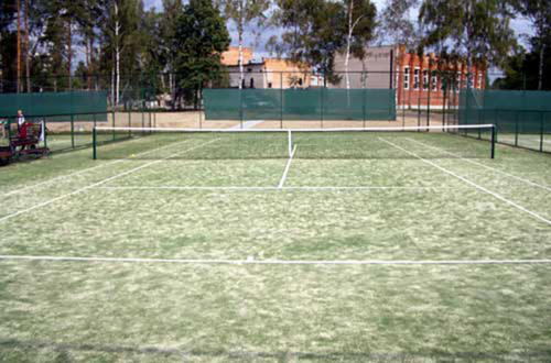 """п. Ямкино М.о. Теннисный центр """"Черноголовка"""""""
