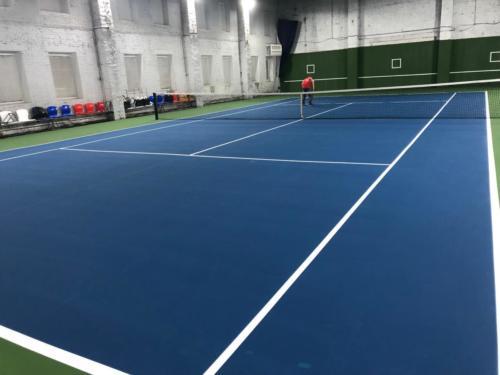 Новочеркасск, 2 теннисных корта, хард