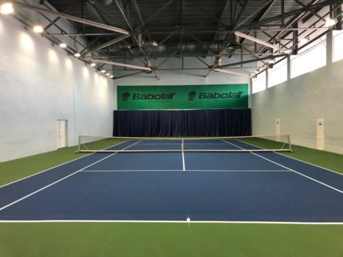 Пермь, 1 теннисный корт, хард