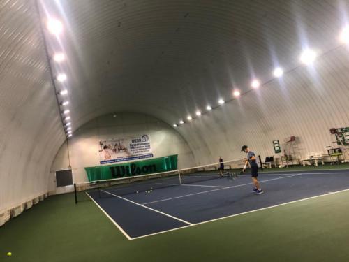 Башкирия, Уфа, 2 теннисных корта, хард