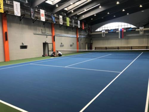 Москва, ул. Береговая,1 теннисный корт,хард