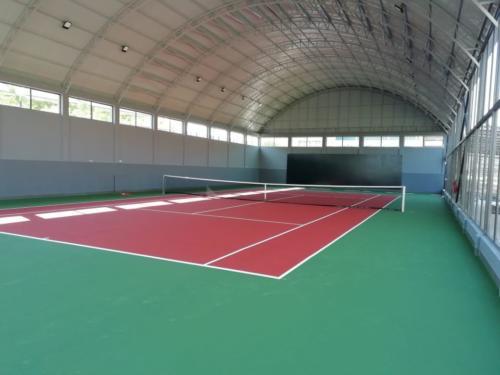 Худжанд, 1 теннисный корт, хард