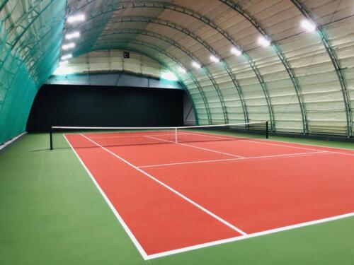 г. Тверь, 1 теннисный корт, хард