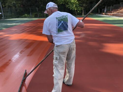 г. Сочи, 2 теннисных корта, хард
