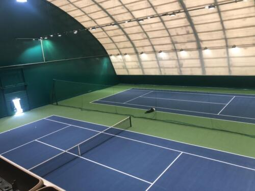 Новогорск 2, Московская область, 5 теннисных кортов, хард