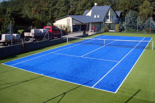 Спортивное покрытие искусственная трава