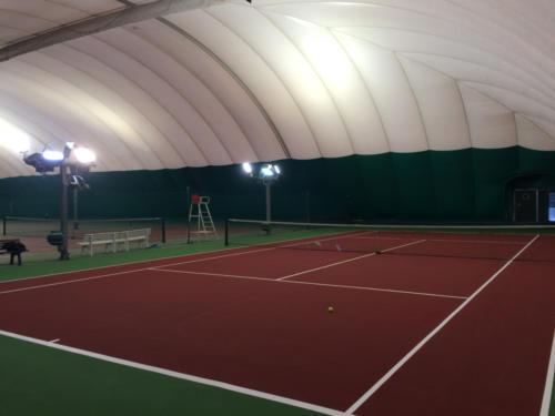 Москва, Московская Академия Тенниса